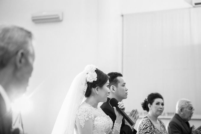 Yulianto and Indah Wedding Day by Rosemerry Pictures - 001
