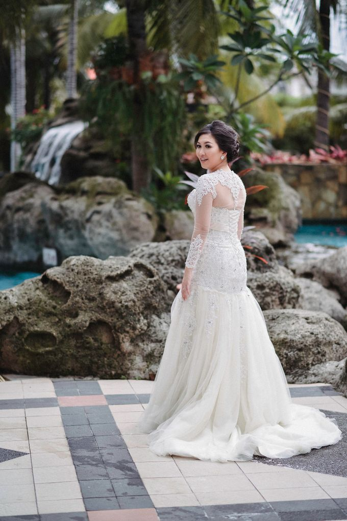 Yulianto and Indah Wedding Day by Rosemerry Pictures - 003