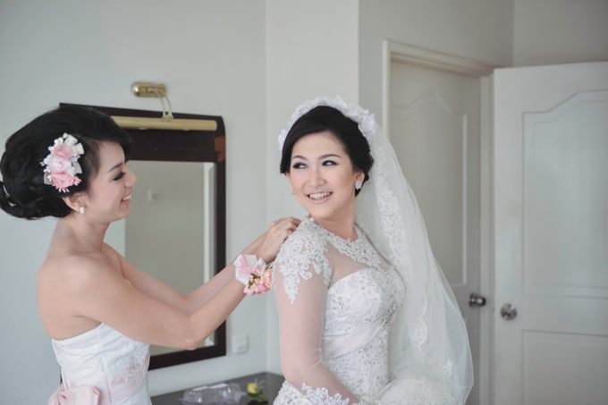 Yulianto and Indah Wedding Day by Rosemerry Pictures - 004