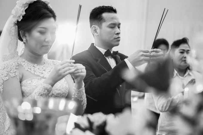 Yulianto and Indah Wedding Day by Rosemerry Pictures - 002
