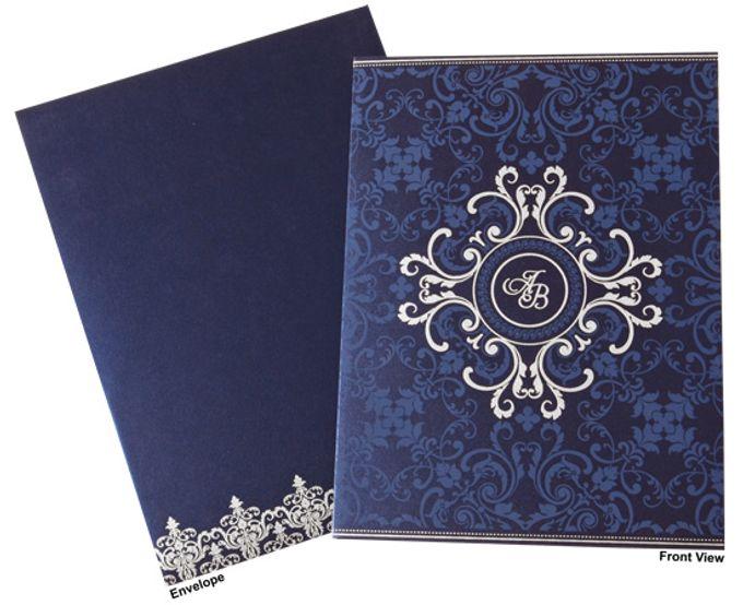 Designer Wedding invitations by A2zWeddingcards - 002