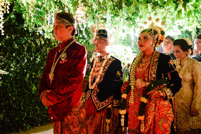 Wibi & Indie's Wedding by Kotak Imaji - 001