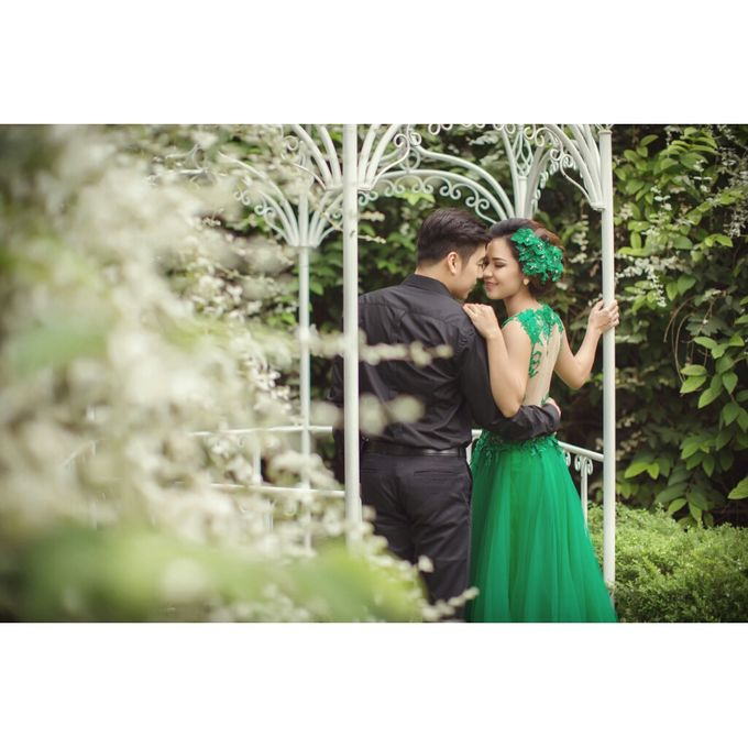 Taking Our Time Together by Kencana Art Photo & Videography - 001