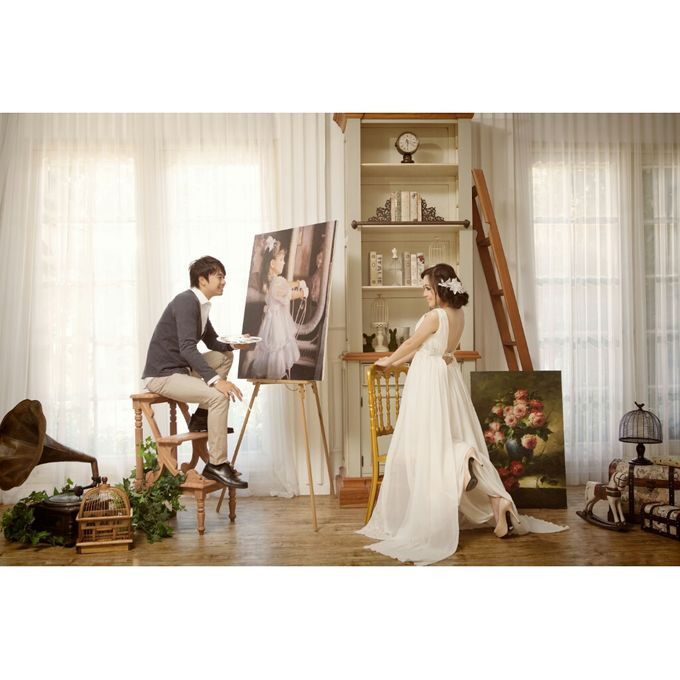 Taking Our Time Together by Kencana Art Photo & Videography - 013