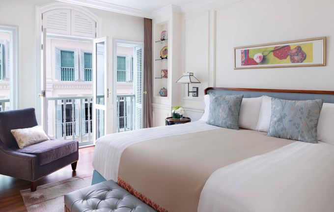 Bridal Suite by InterContinental Singapore - 001