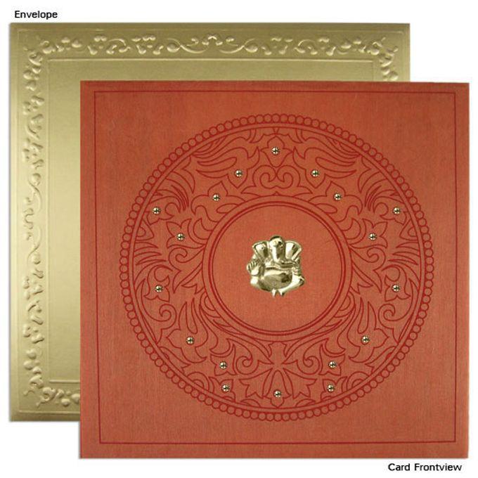 Designer Wedding invitations by A2zWeddingcards - 003