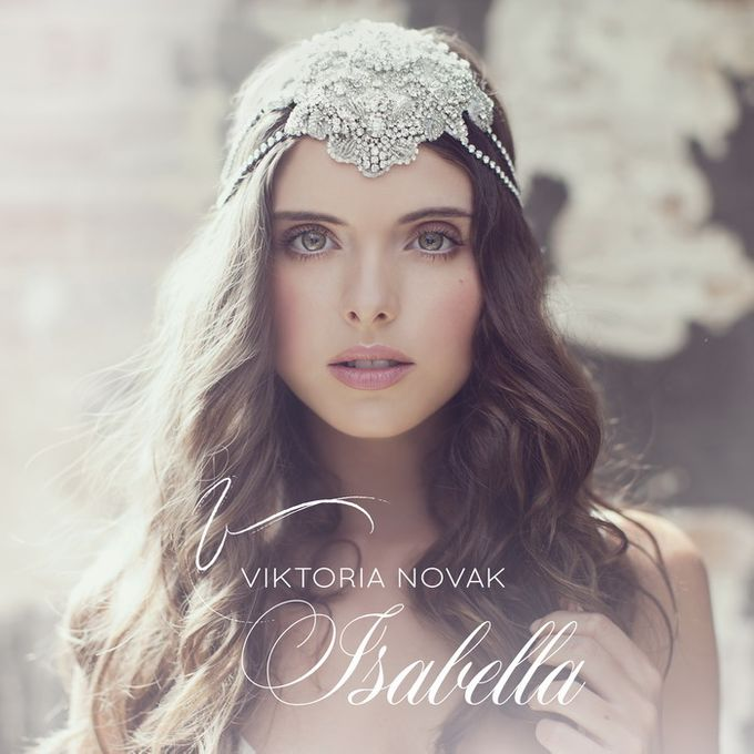 Bridal Couture Collection 2015 by Viktoria Novak - 001