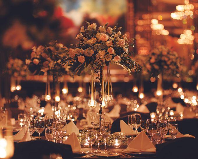 Wedding Theme by Shangri-La Hotel Singapore - 007