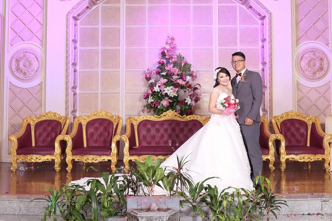 International Wedding by Hotel Istana Nelayan - 010