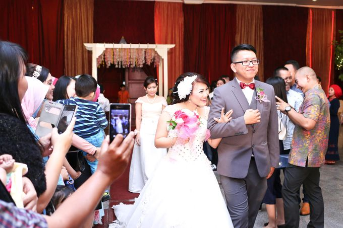 International Wedding by Hotel Istana Nelayan - 008