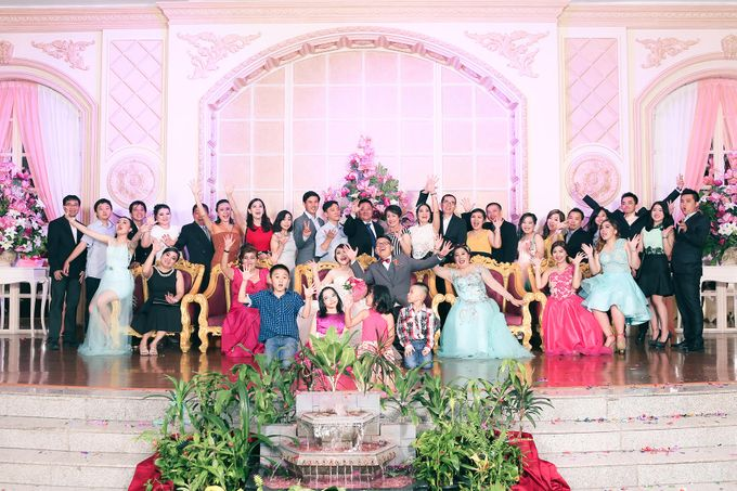 International Wedding by Hotel Istana Nelayan - 009