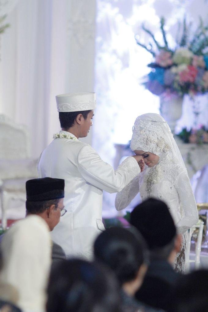 Dita & Indra Wedding Reception by Maheswara - 009
