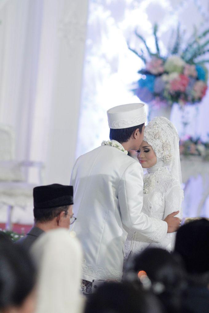 Dita & Indra Wedding Reception by Maheswara - 011