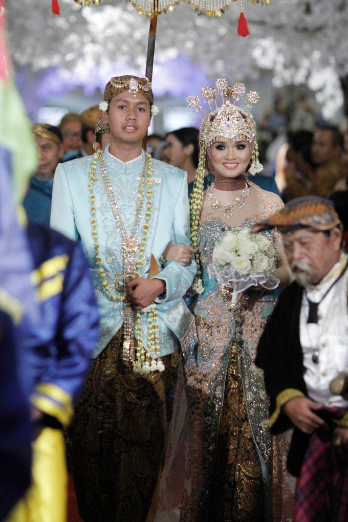Dita & Indra Wedding Reception by Maheswara - 012