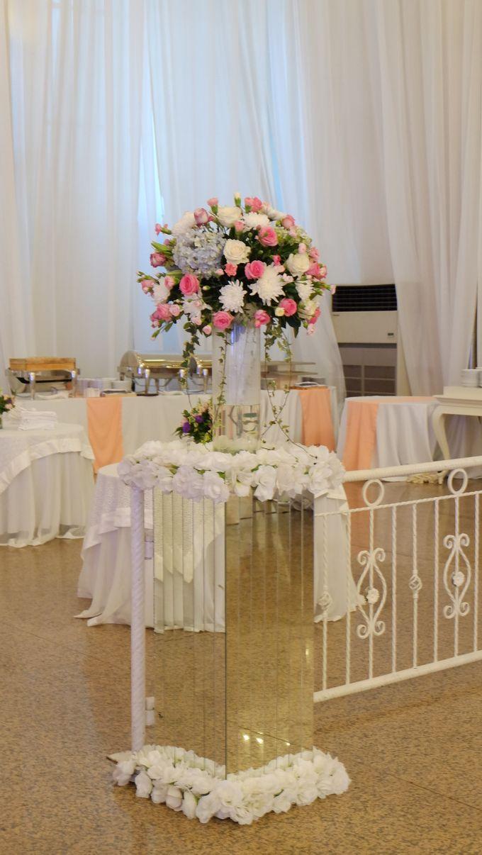 Dita & Indra Wedding Reception by Maheswara - 021