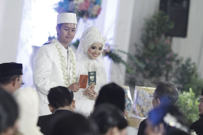 Dita & Indra Wedding Reception by Maheswara - 026