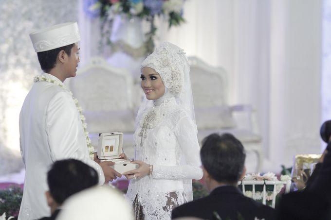 Dita & Indra Wedding Reception by Maheswara - 027