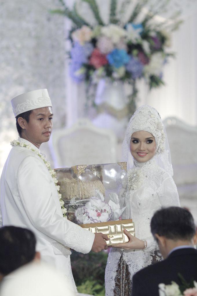Dita & Indra Wedding Reception by Maheswara - 028