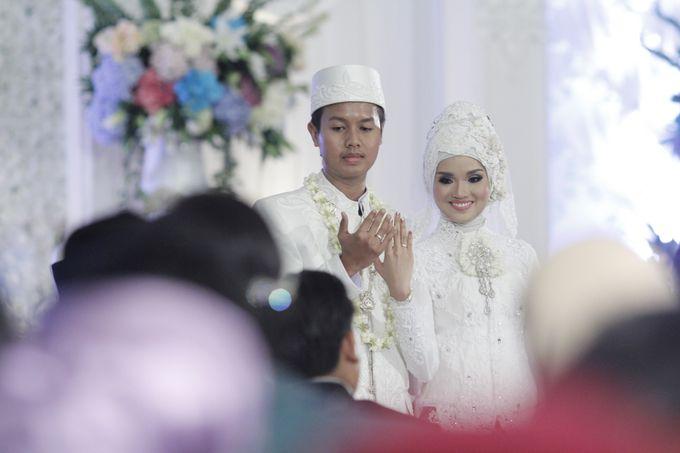 Dita & Indra Wedding Reception by Maheswara - 030