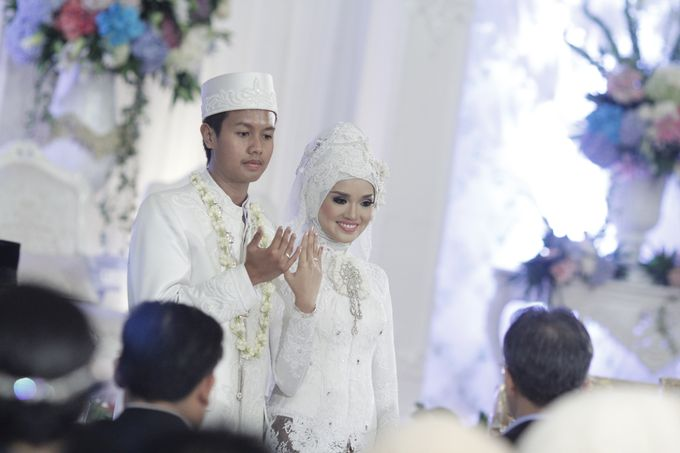 Dita & Indra Wedding Reception by Maheswara - 031