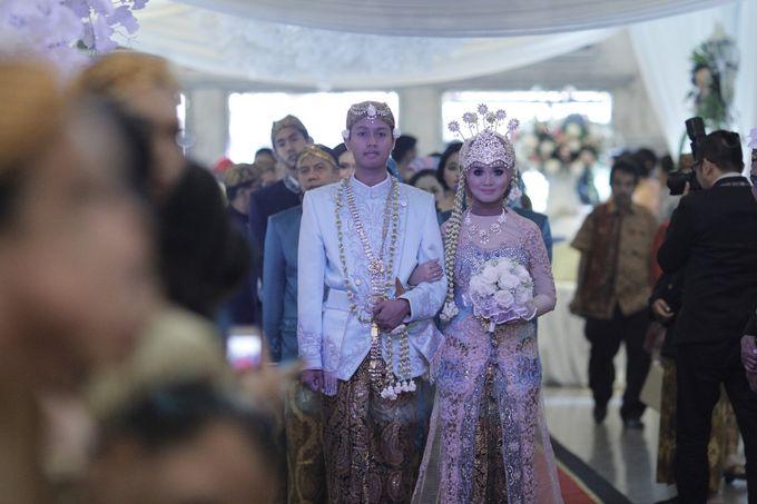 Dita & Indra Wedding Reception by Maheswara - 033