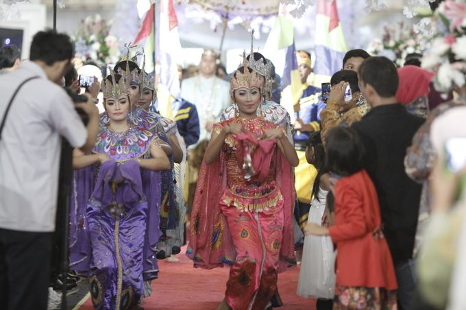 Dita & Indra Wedding Reception by Maheswara - 035