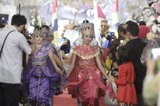 Dita & Indra Wedding Reception by Maheswara - 036