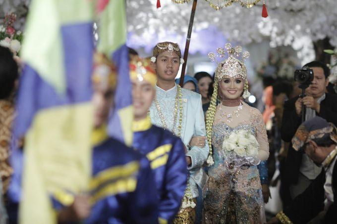 Dita & Indra Wedding Reception by Maheswara - 038