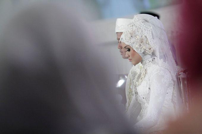 Dita & Indra Wedding Reception by Maheswara - 040