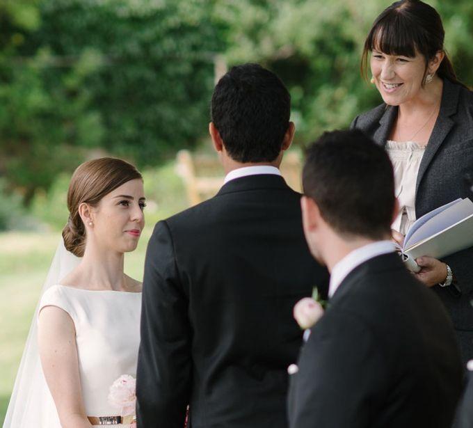 Lighthearted and modern wedding ceremonies by Luke Simon Photography - 001