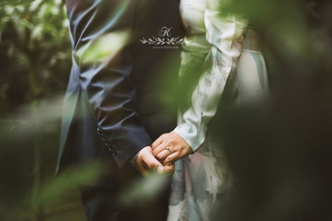 Pre wedding with Jenny & Allan by k folio photography - 001
