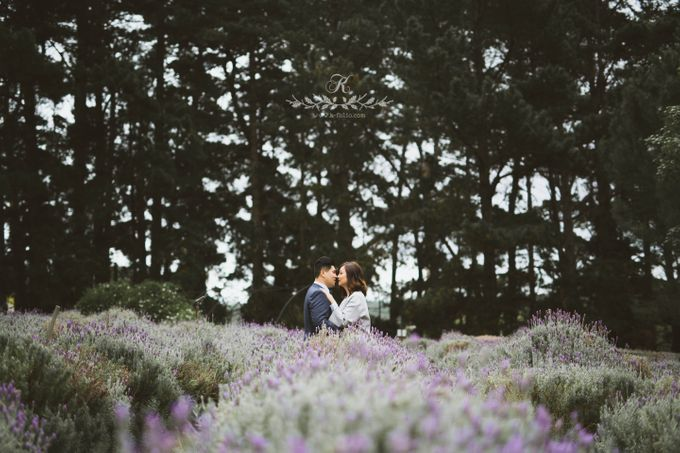Pre wedding with Jenny & Allan by k folio photography - 004
