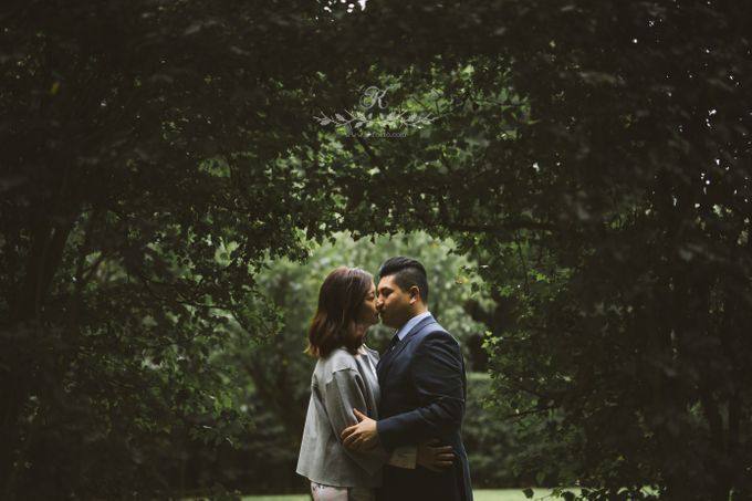 Pre wedding with Jenny & Allan by k folio photography - 006