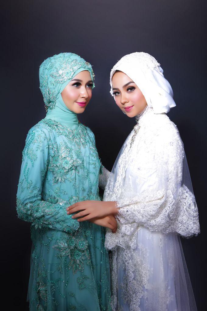 Nashmia Bride by Arini Makeup Artist - 004