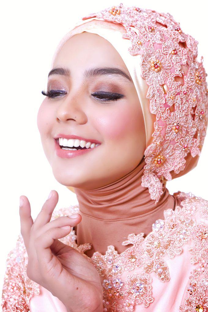 Nashmia Bride by Arini Makeup Artist - 005