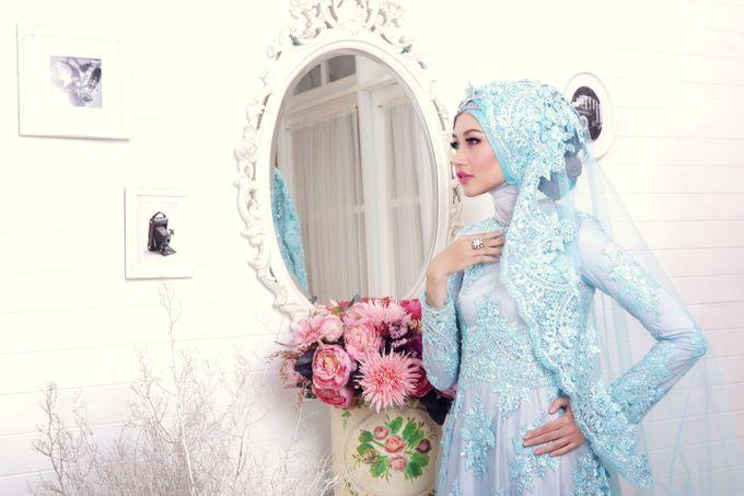 Nashmia Bride by Arini Makeup Artist - 008