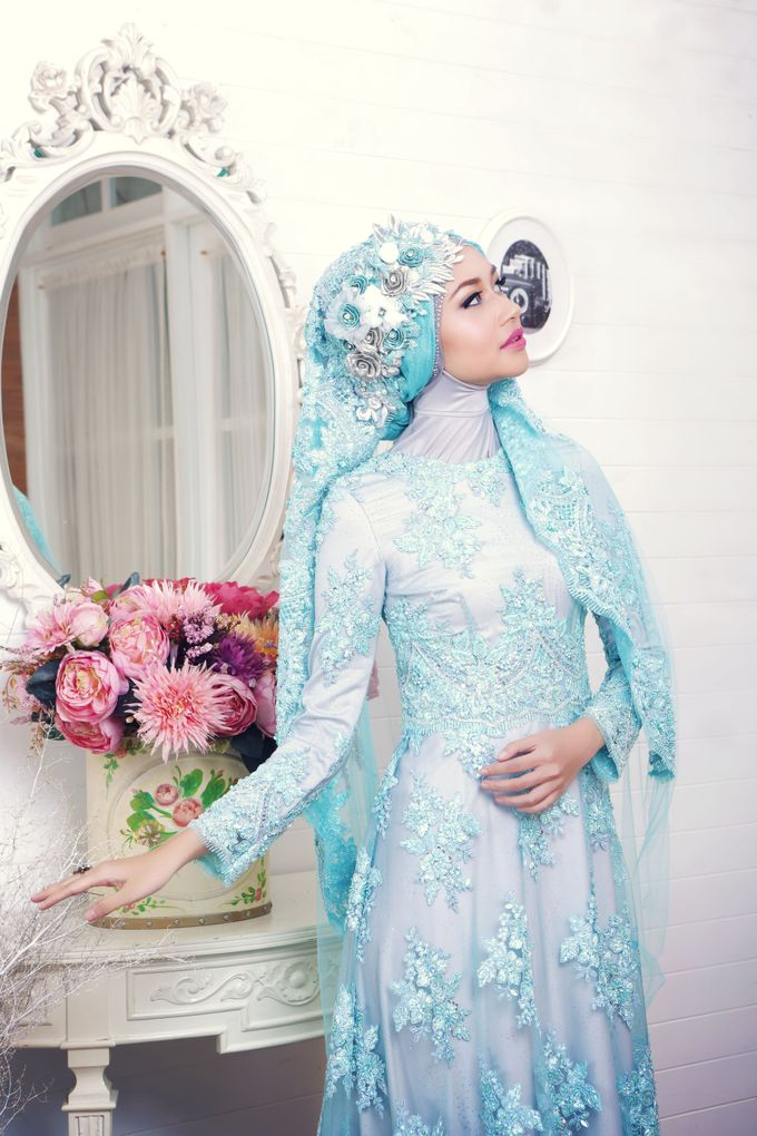 Nashmia Bride by Arini Makeup Artist - 009