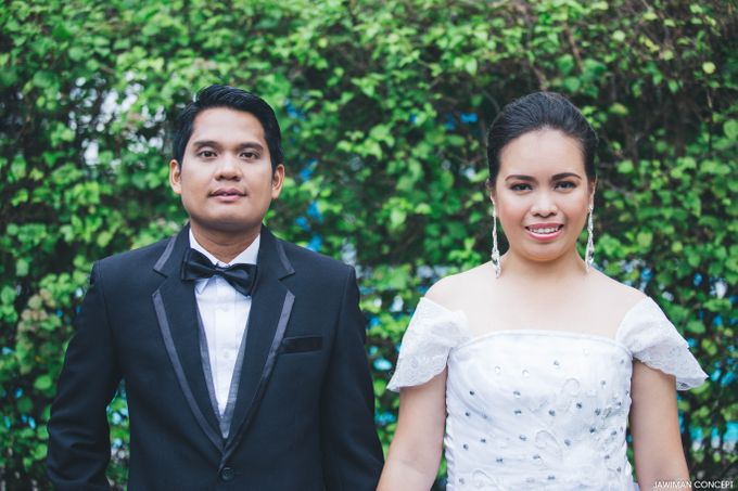 Romel and Ronni Mae Wedding by The Jawiman Concept - 031