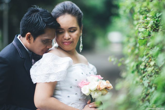 Romel and Ronni Mae Wedding by The Jawiman Concept - 034