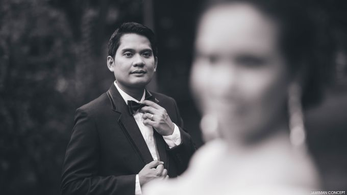 Romel and Ronni Mae Wedding by The Jawiman Concept - 035
