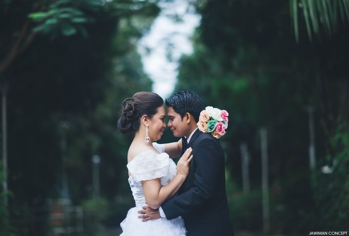 Romel and Ronni Mae Wedding by The Jawiman Concept - 038