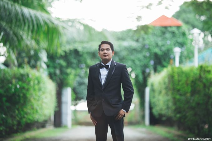 Romel and Ronni Mae Wedding by The Jawiman Concept - 026