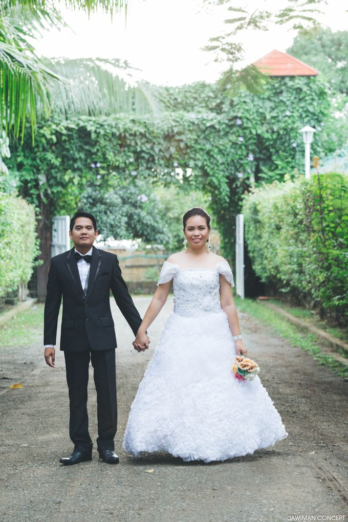 Romel and Ronni Mae Wedding by The Jawiman Concept - 029