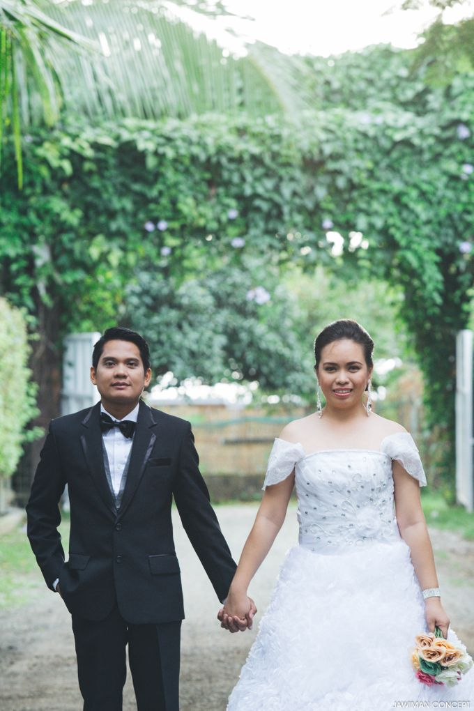 Romel and Ronni Mae Wedding by The Jawiman Concept - 030