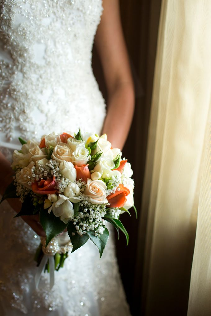 Jess & Brad by Carte Blanche Wedding Design - 002