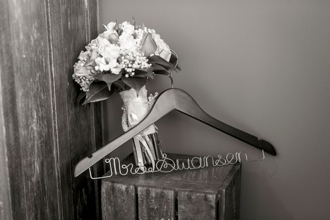 Jess & Brad by Carte Blanche Wedding Design - 003