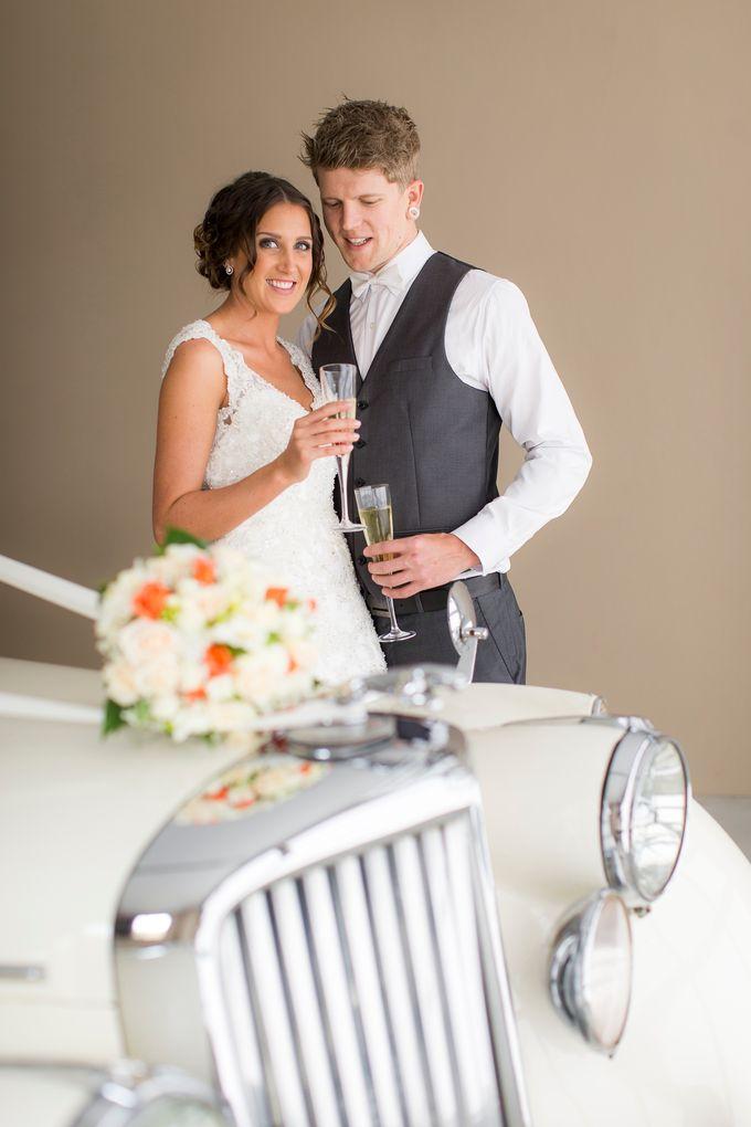 Jess & Brad by Carte Blanche Wedding Design - 005