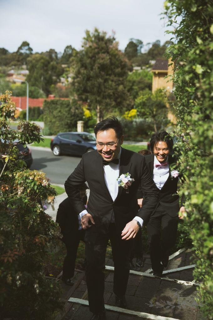 Cecilia & Jason by k folio photography - 012
