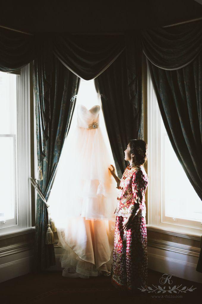 Cecilia & Jason by k folio photography - 042