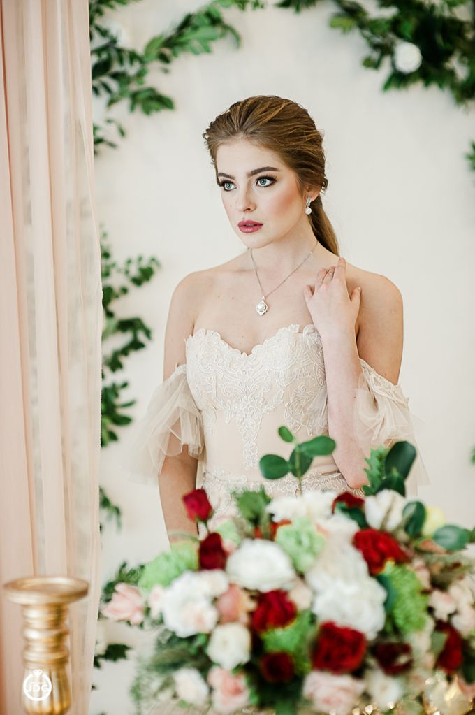 Metallic Whimsical Editorial Part 2 by Bride Idea - 004